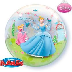 Folien-Ballon Bubbles Princess Dreamland