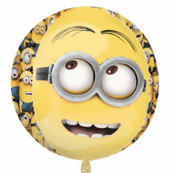 Folien-Ballon Minion