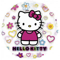 Folien-Ballon Hello Kitty Super Shape