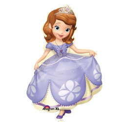 Folien-Ballon Sofia the First Super Shape