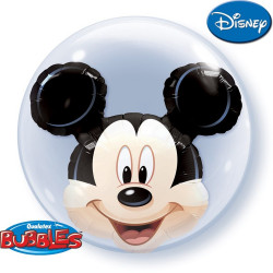 Folien-Ballon Mickey Mouse Super Shape