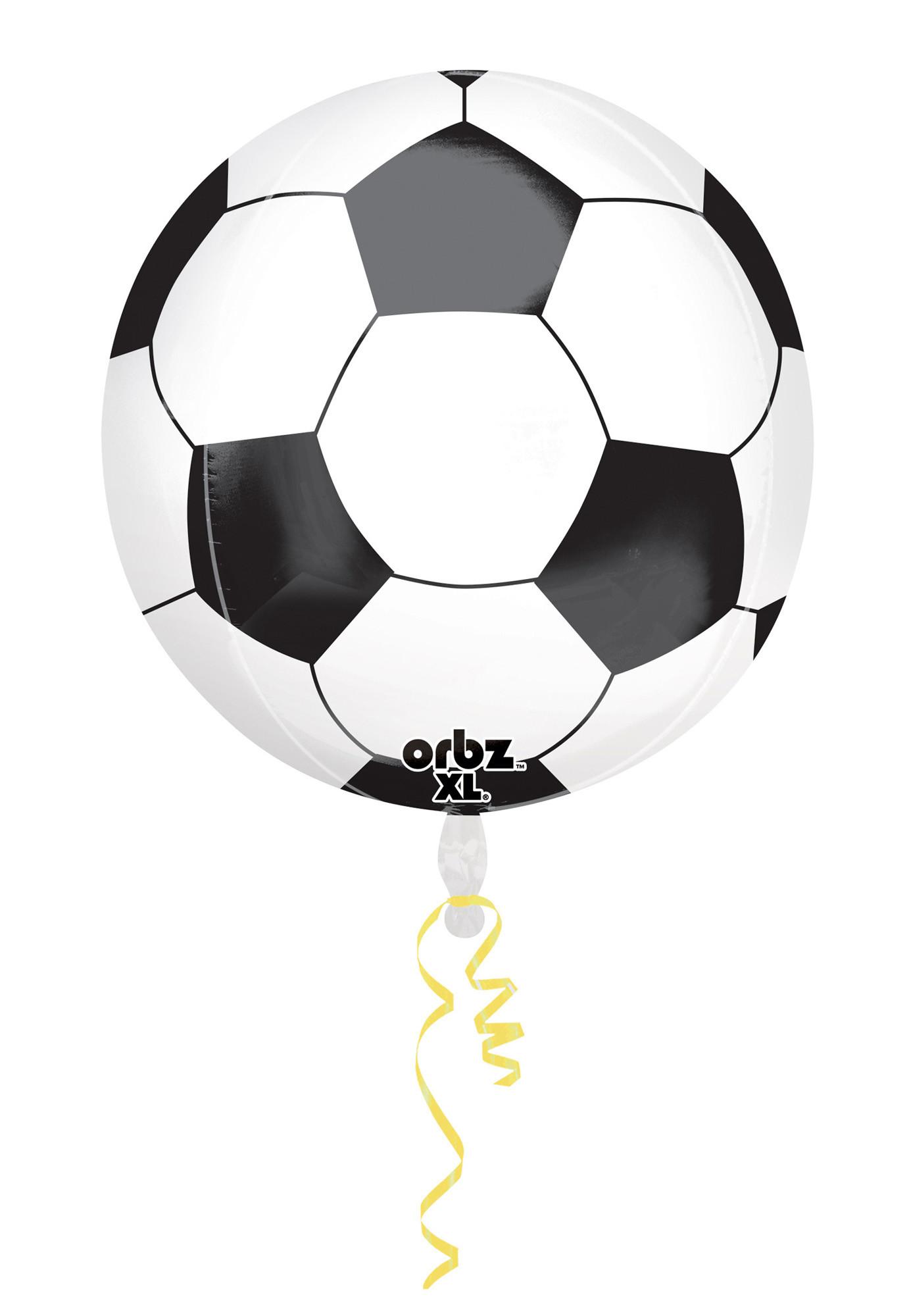 Folien Ballon Fussball Ballon Und Partyshop