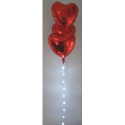 Ballon-Lichterkette LED