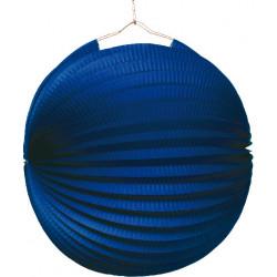 Lampion blau